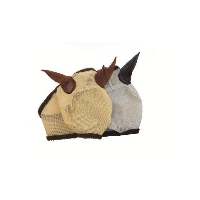 mascara antimoscas, antimoscas caballo, mascara caballo, orejeras caballo