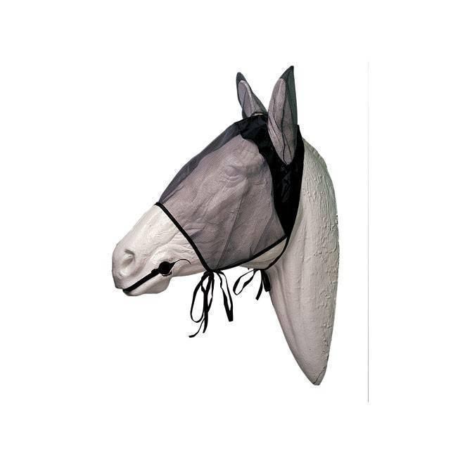 mascara antimoscas, mascara caballo, antimoscas caballo