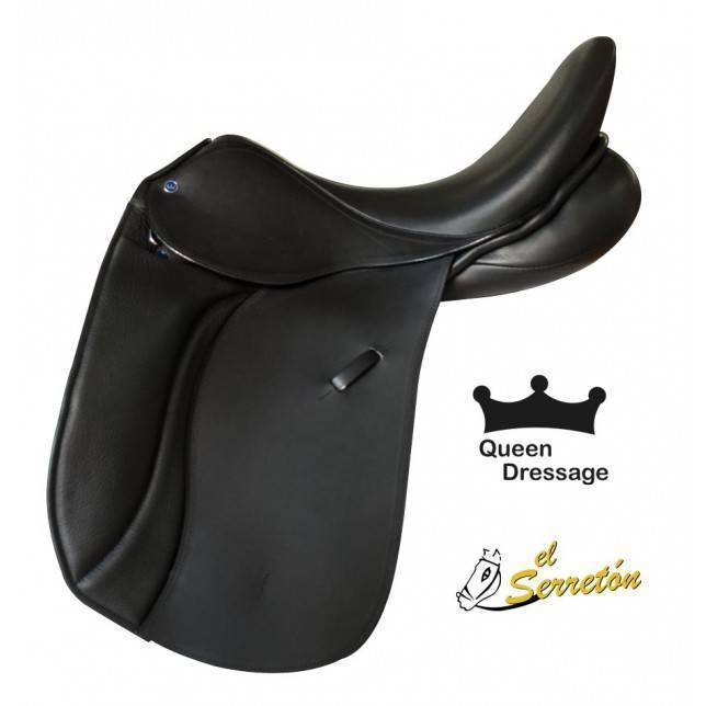 Silla de doma clásica Torrell Evolution Queen Dressage