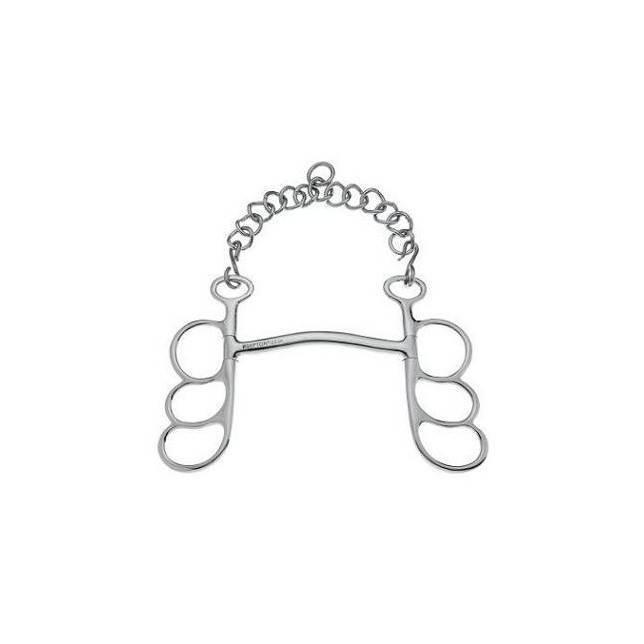 bocado barcelona, bocado anillas, bocado embocadura, embocadura arco