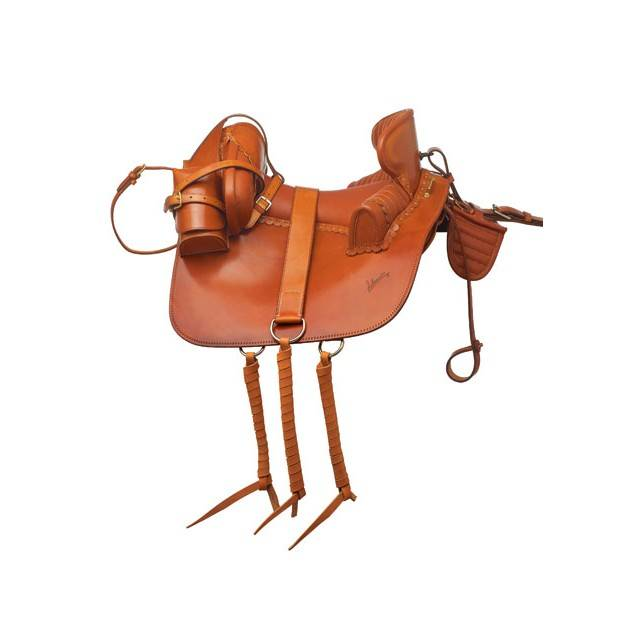 silla camarguesa, silla caballo, silla hipica