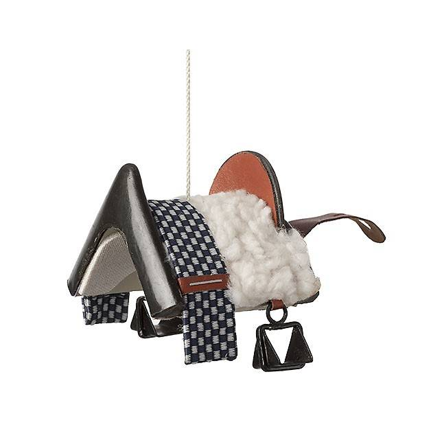 silla vaquera, silla miniatura
