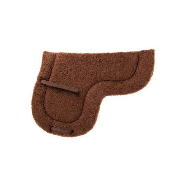 Sudadero para caballo Mehis para montura española en marrón