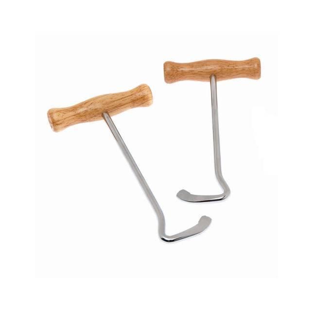 tirabotas, tirabotas madera
