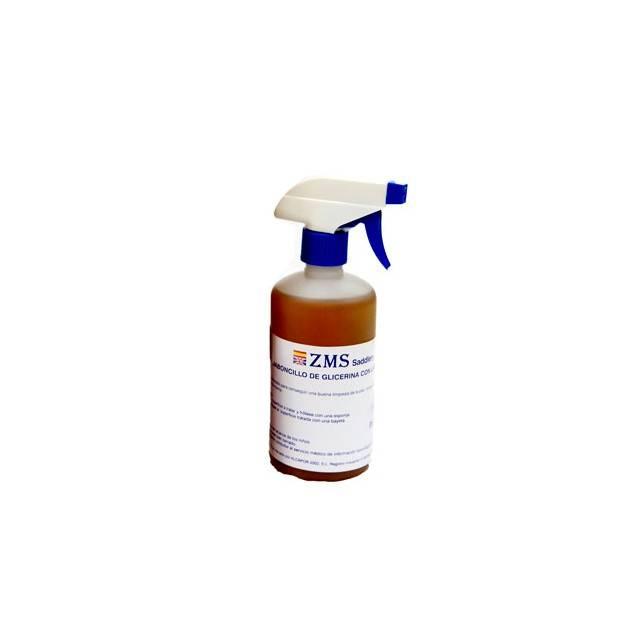 Jaboncillo ZMS de glicerina para piel