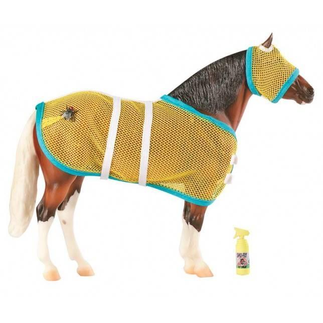 mosquero breyer, juguete caballo, juguete hipica, niña caballos