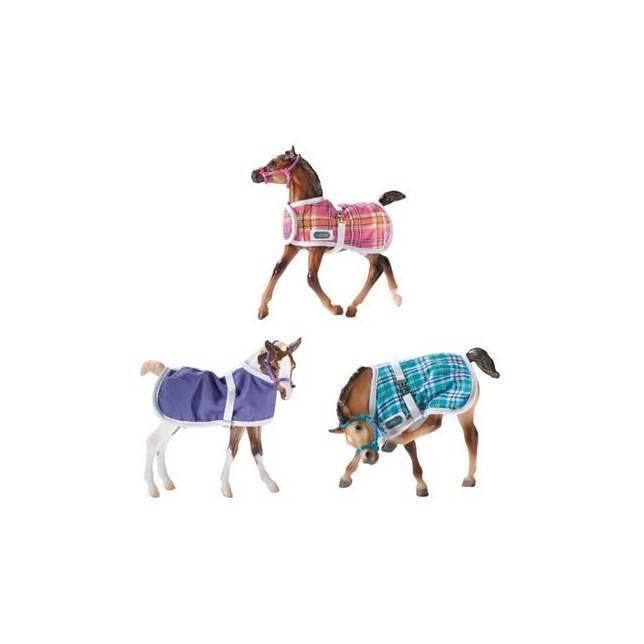 juguete breyer, manta breyer, juguete hipica, juguete caballo, niños hipica
