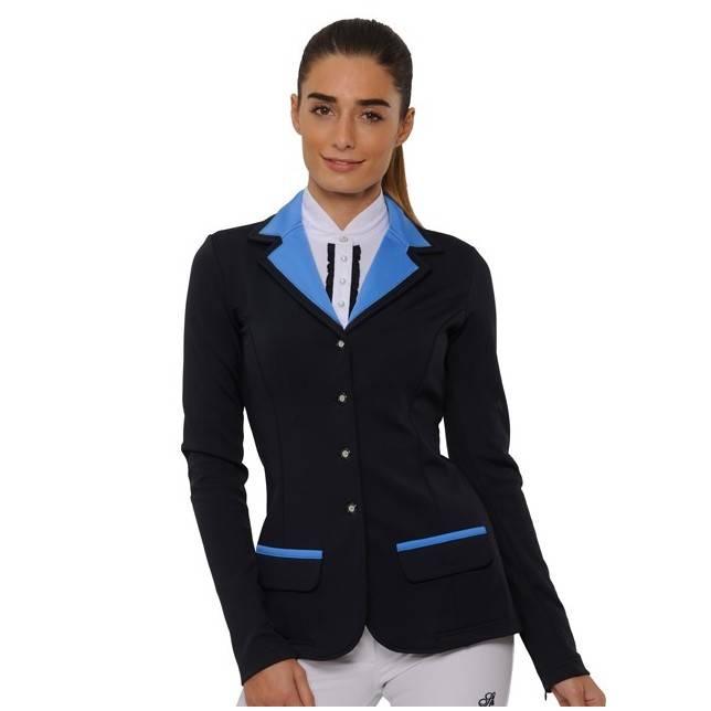 Chaqueta de concurso de mujer Spooks Queeny navy azul