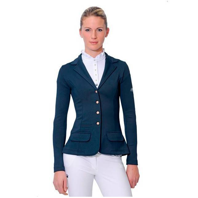 chaqueta de concurso spooks classics en color navy