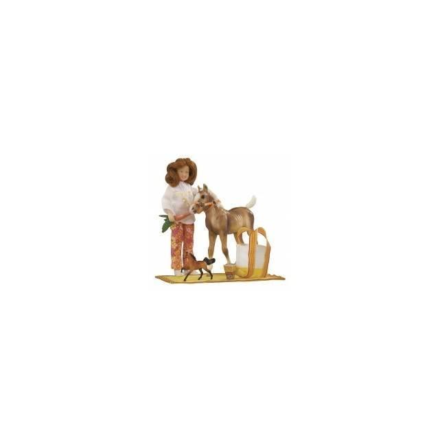 pony breyer, juguete caballos, juguetes hipica, niñas pony