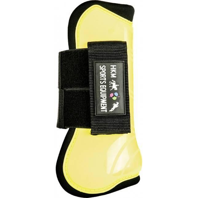 protector 4 unidades hkm amarillo