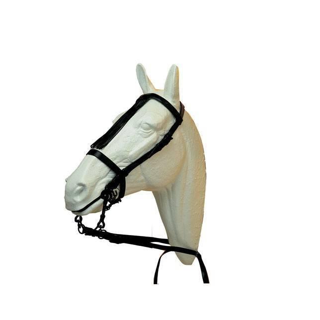 cabezada vaquera, cabezada caballo, cabezada frontalera