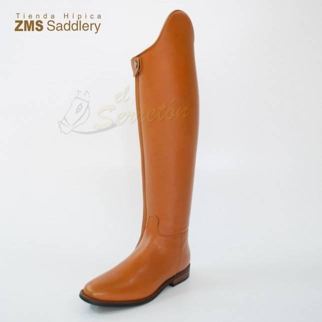 Bota para jinete de doma clasica ZMS New Dressage hard