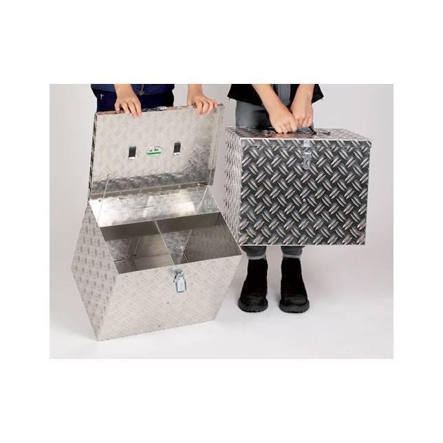 caja limpieza caballo, caja limpieza cuadra, caja limpieza hipica, caja limpieza aluminio