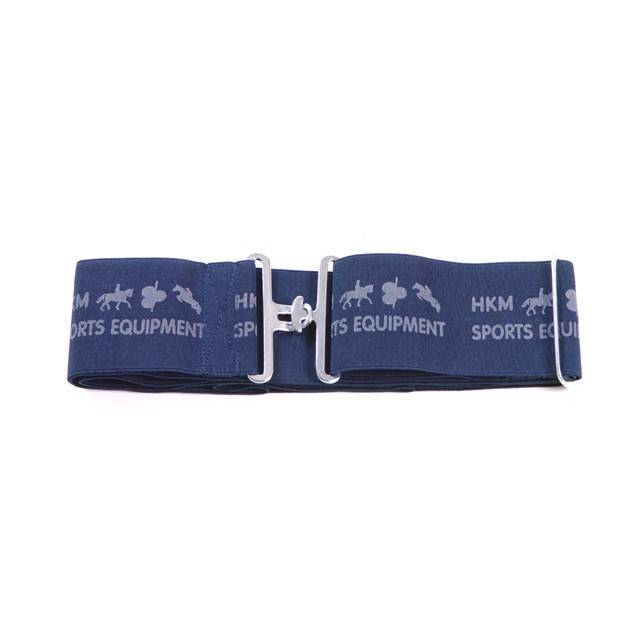 Cinchuelo elástico para manta de caballo HKM