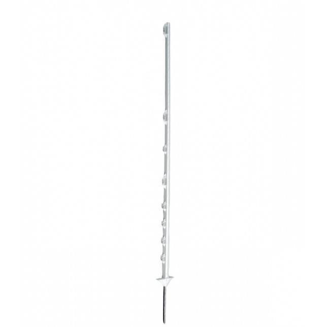 Poste de plástico de 1350 mm Zar para cercado