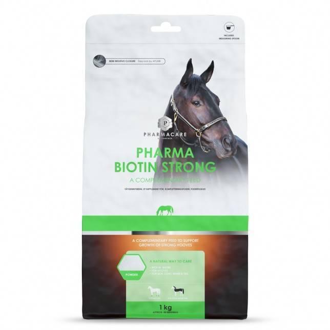 Biotina para caballo Horze pharma biotin strong