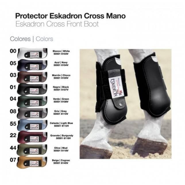 PROTECTOR ESKADRON CROSS MANO 50501