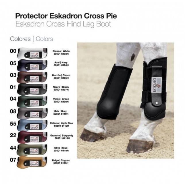 PROTECTOR ESKADRON CROSS PIE 51701
