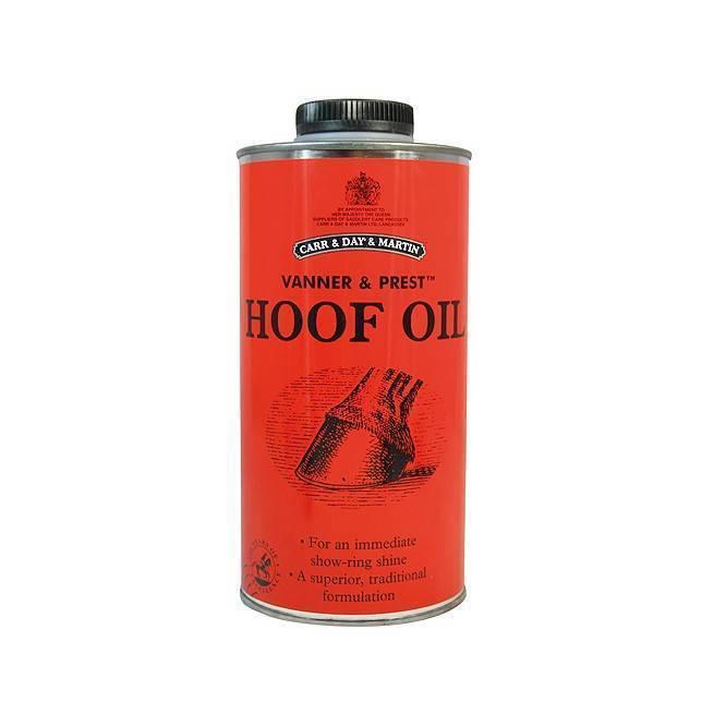 ACEITE LIQUIDO PARA CASCOS. (VANNER & PREST HOOF OIL)