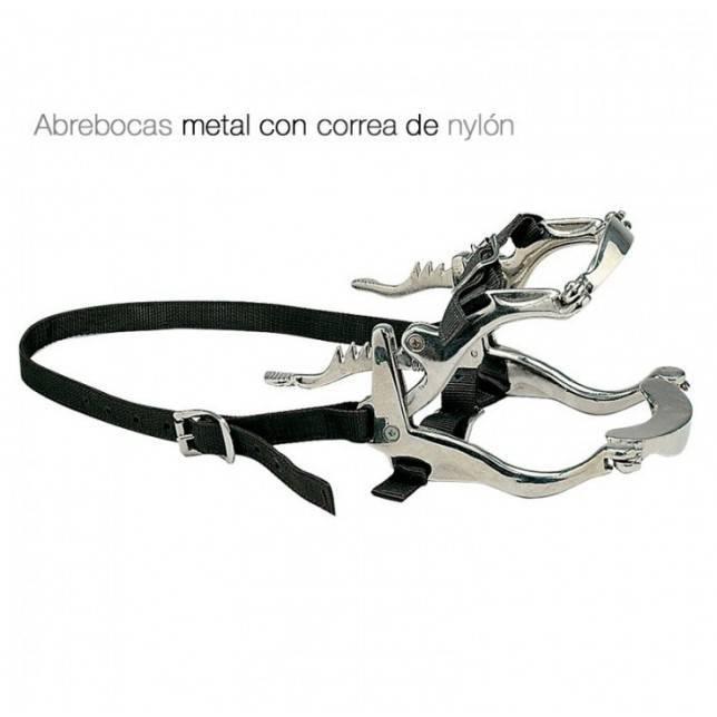 ABREBOCAS METAL C/CORREA NYLON 11891P ZALDI