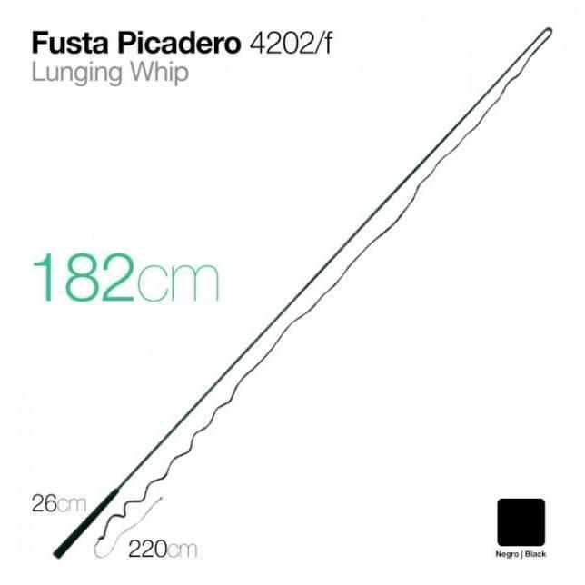 FUSTA PICADERO 4202/F 180cm ZALDI
