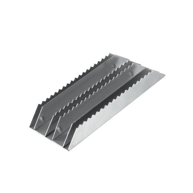 Almohaza de aluminio brasileña