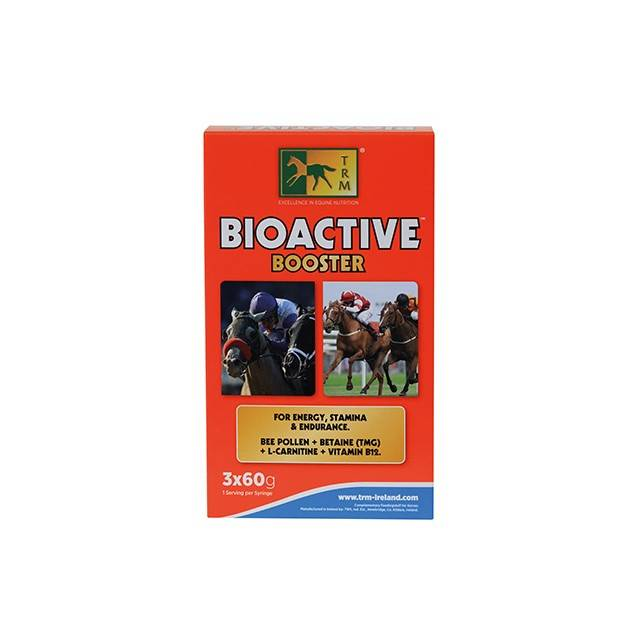 Bioactive Booster TRM 3x60 gr
