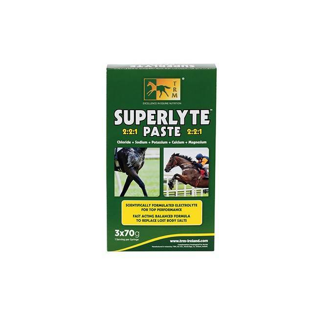 Superlyte Paste TRM 3x70 gramos