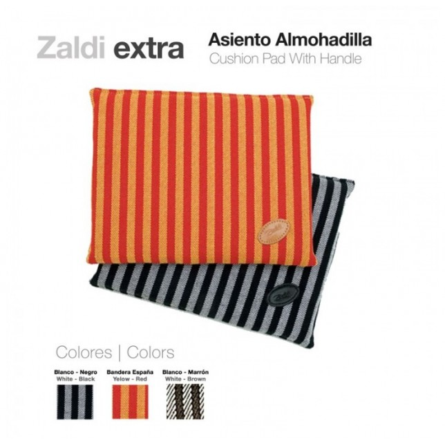 Asiento Almohadilla Zaldi Extra