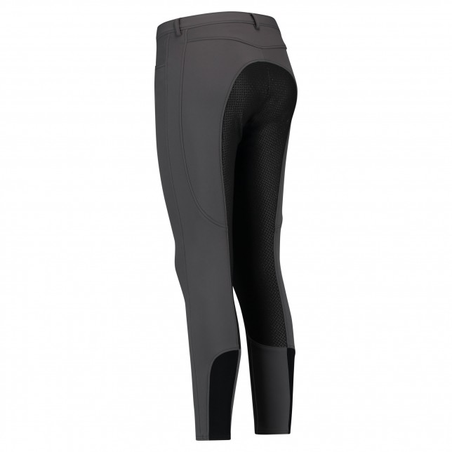 Pantalon de mujer Euro-Star Cara Full Grip gris Magnet