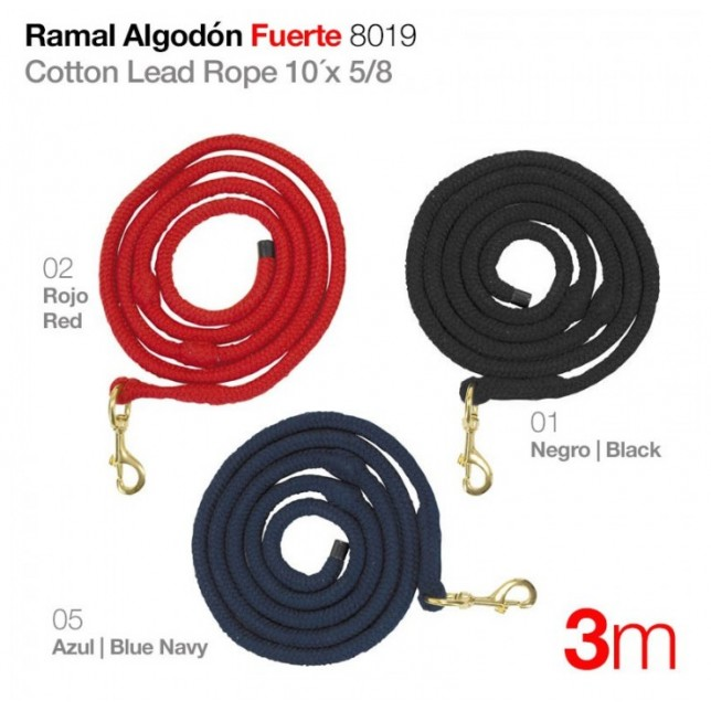 RAMAL ALGODON FUERTE 3M