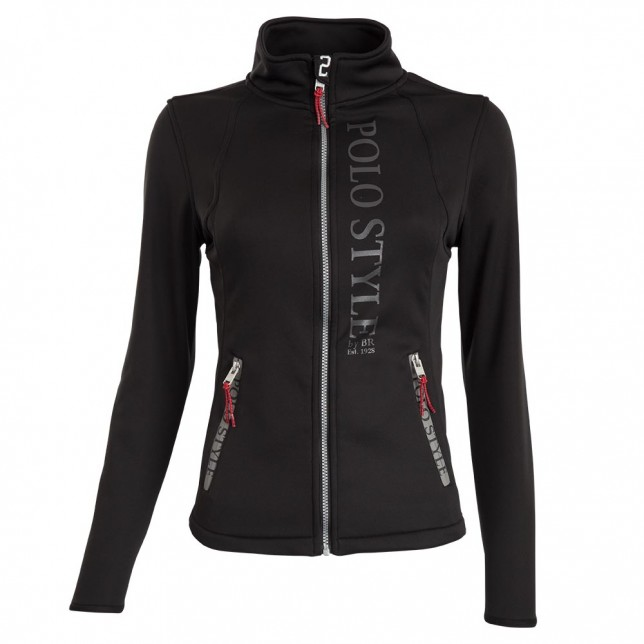 chaquet BR soft shell dieciseis de mujer