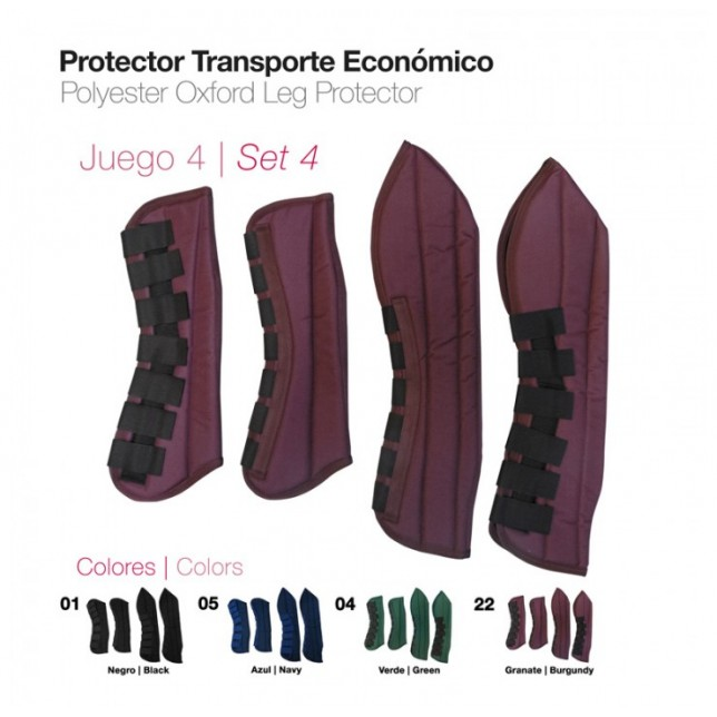 PROTECTOR TRANSPORTE ECO. 3535 JUEGO