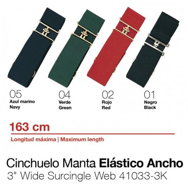 CINCHUELO MANTA ELASTICO 41033-3 ANCHO