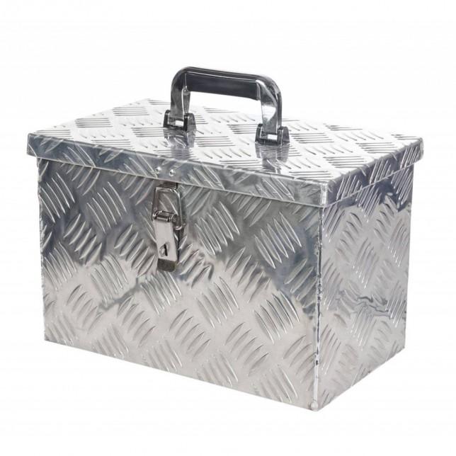 Caja de limpieza -Alu- 37x22x24 cm