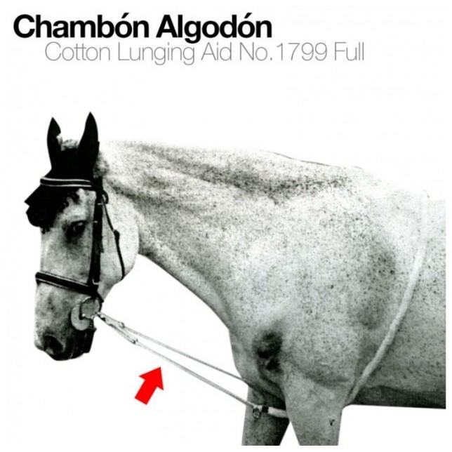 CHAMBÓN ALGODÓN