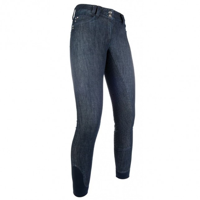 Pantalones vaqueros de montar -Miss Blink Easy- full grip