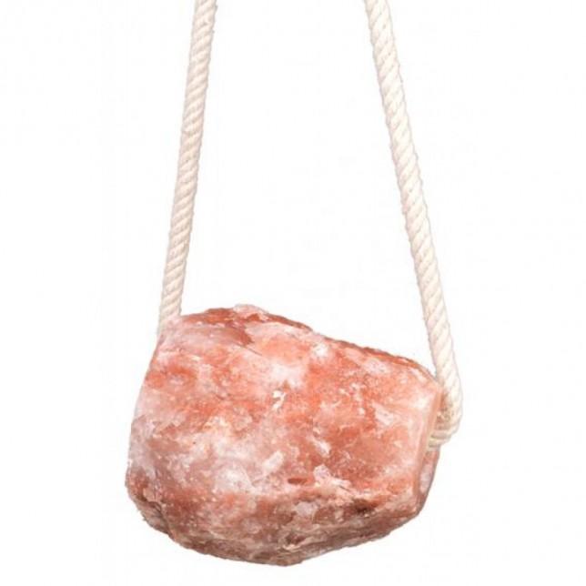 Piedras de sal con cuerda 2,0 kg HKM
