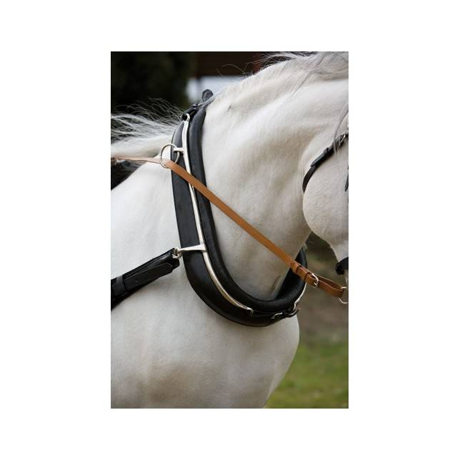 collarin enganche, collarin caballo, collarin hipica