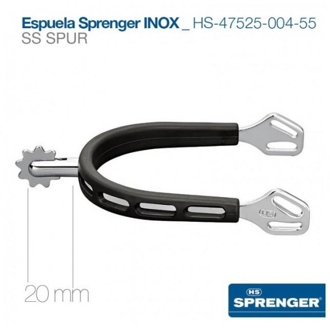 ESPUELA SPRENGER INOX