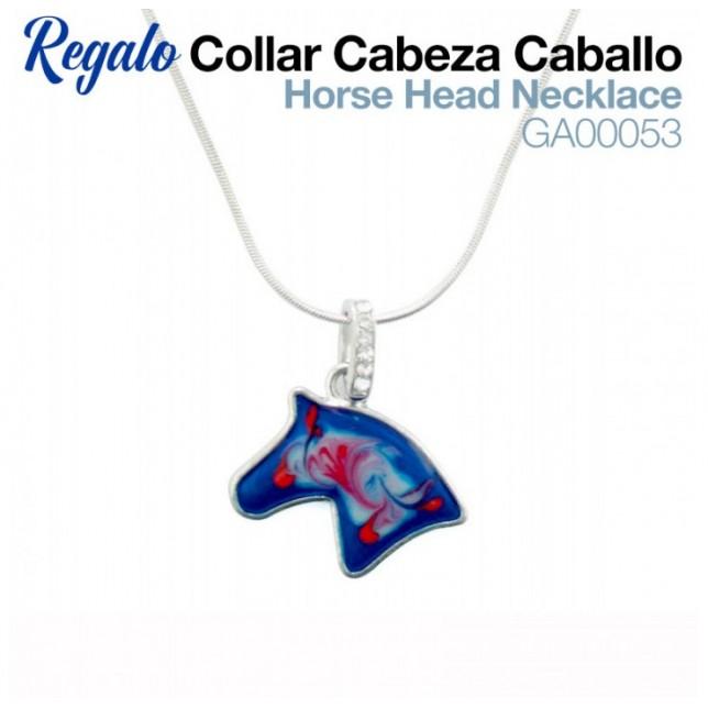 COLLAR CABEZA CABALLO ZALDI
