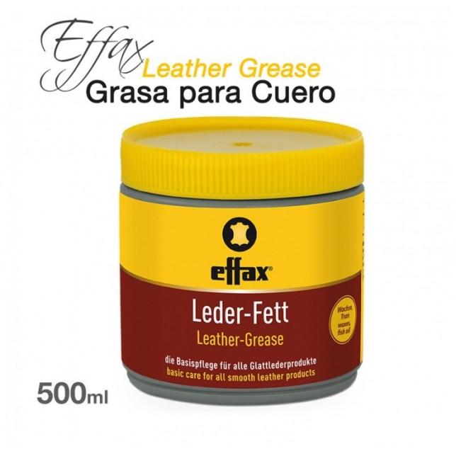 EFFAX GRASA CUERO LEDERFETT 500ml