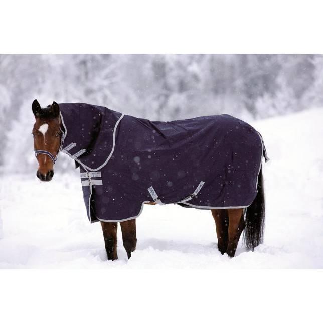 Cubrecuello para caballo Amigo bravo 12 acolchado e impermeable