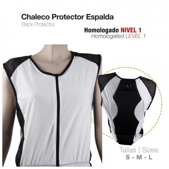 PROTECTOR CHALECO PROTECTOR ESPALDA
