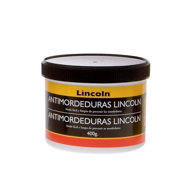 Antimordeduras Lincoln pomada 400 gr