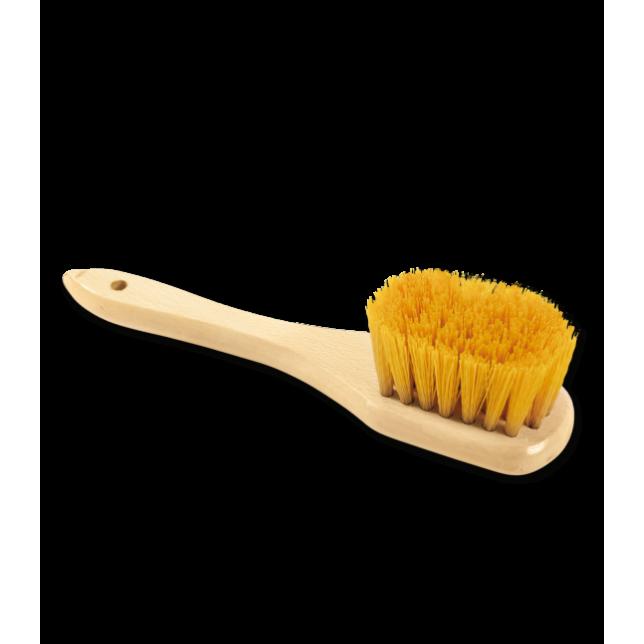 Cepillo para la limpieza del casco