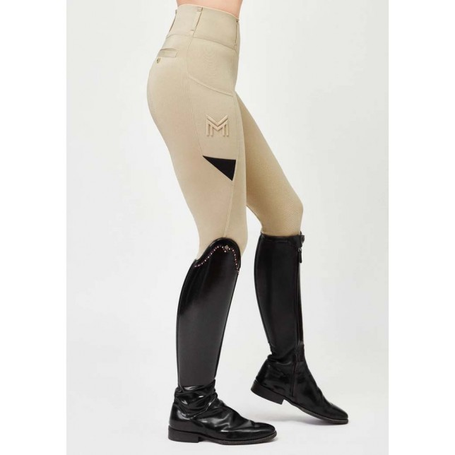 Leggings de montar Maximilian Tech Full Grip