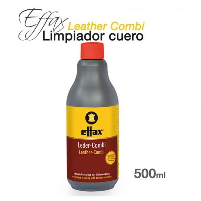 LIMPIADOR CUERO EFFAX 500ML