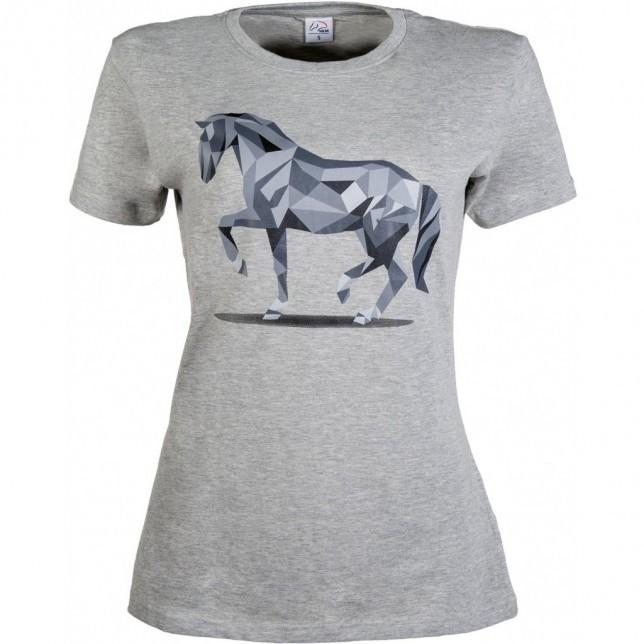 CAMISETA GRAPHICAL HORSE HKM